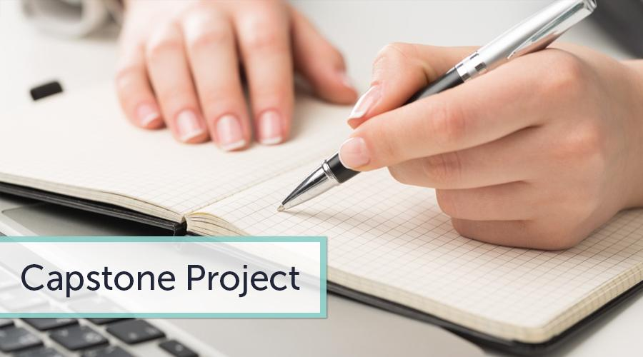 how to write a capstone proposal