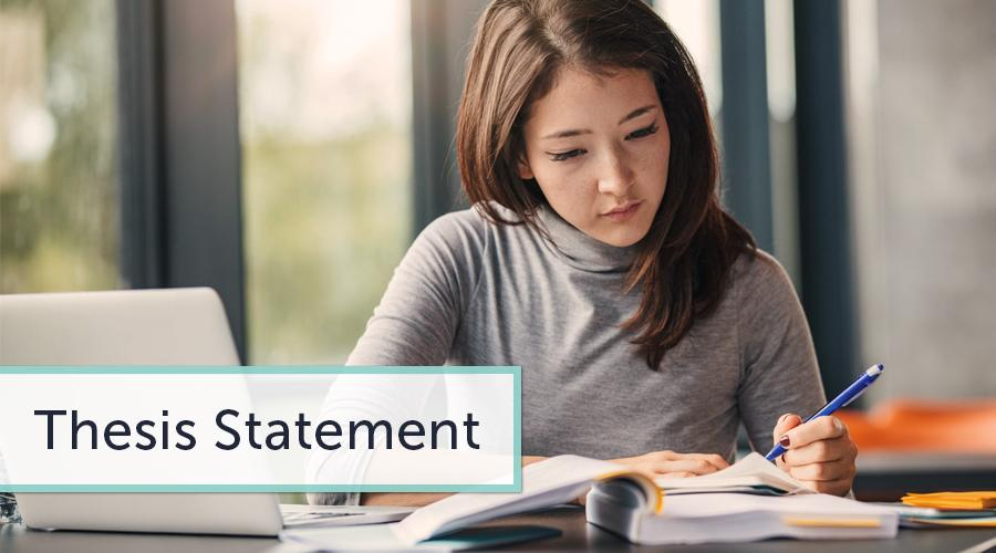Steps and Tips on How to Compose a Thesis Statement